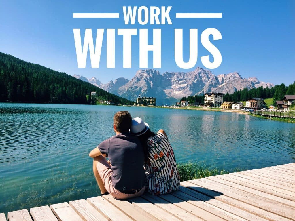 work with Travelholicsouls
