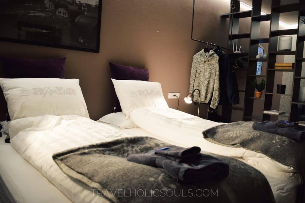 letto matromoniale reykjavik freyja guesthouse