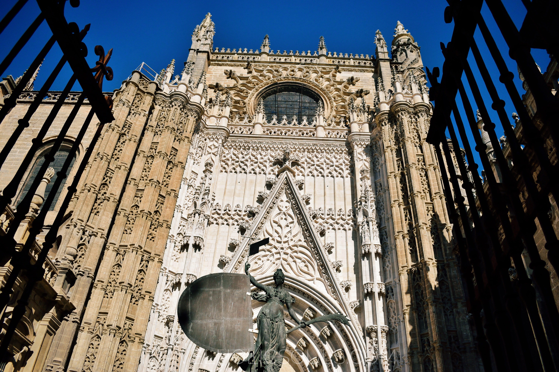 Cattedrale maggiore a Siviglia