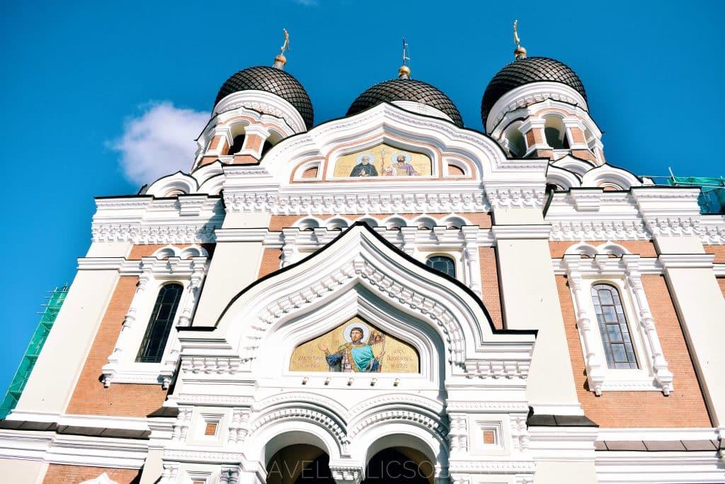 orthodox church aleksandr Nevskij