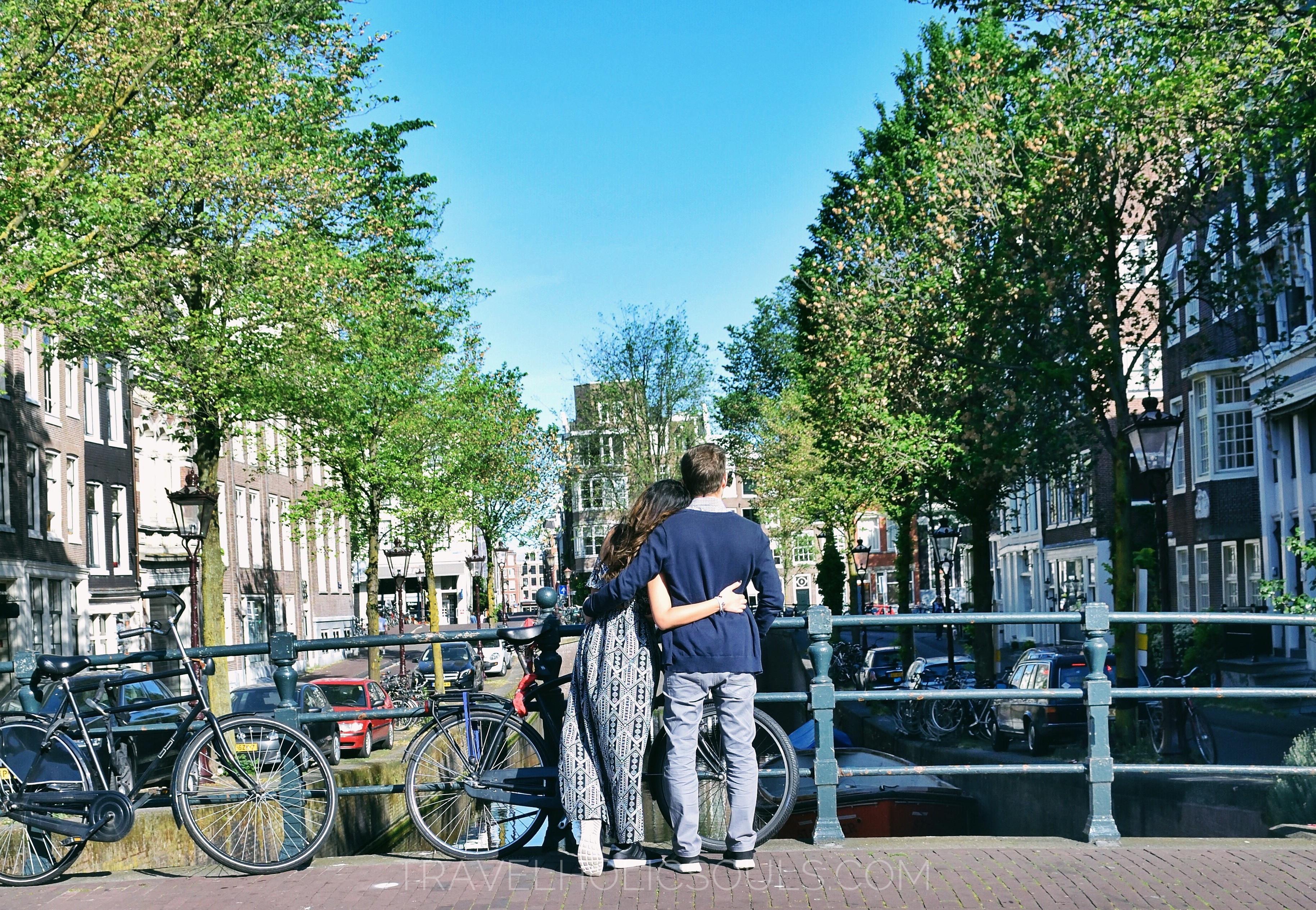 cosa visitare ad Amsterdam canali
