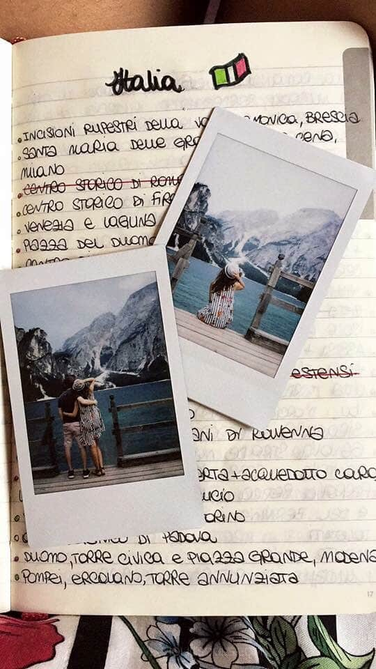 bucketlist-unesco notebook travelbook