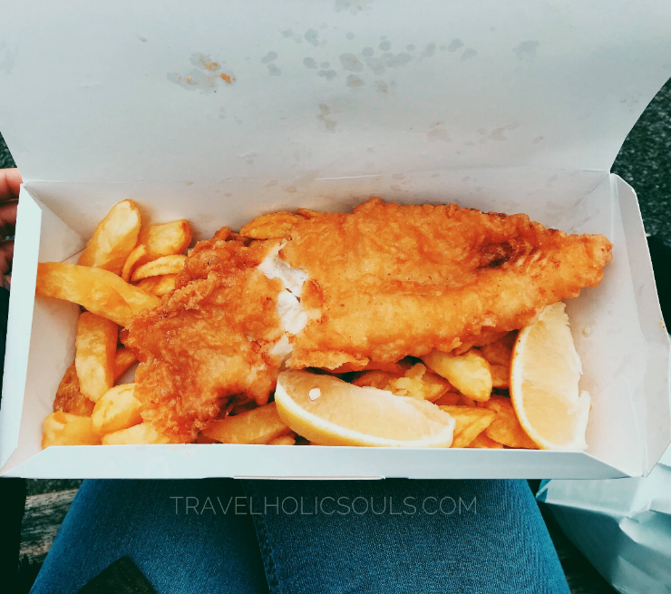 fish and chips a howth