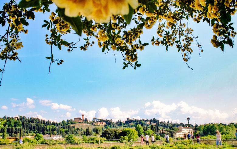 Giardini a Firenze