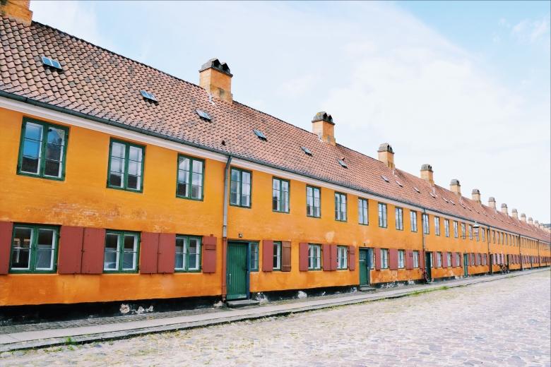 Nyboder a Copenaghen