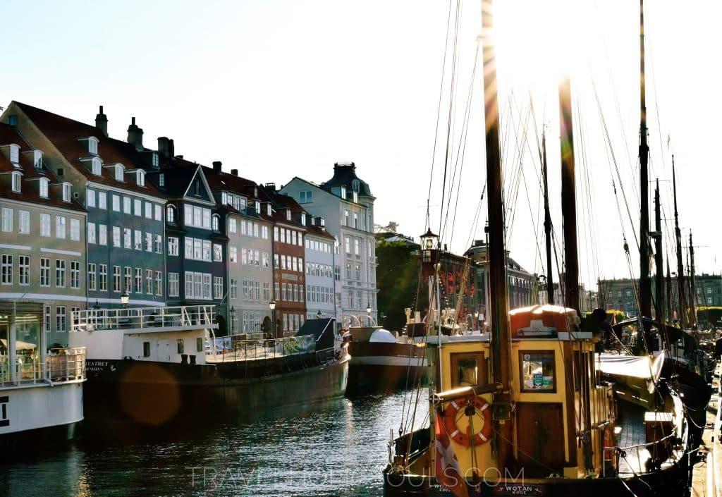 Nyhavn port