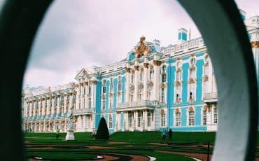 Palazzo di Caterina a Pushkin