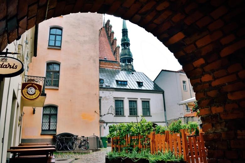 porta svedese Riga