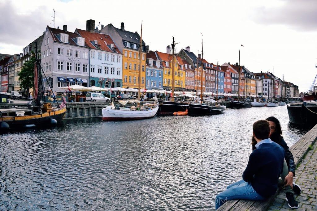 Nyhavn overview