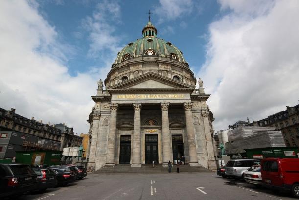 chiesa di marmo