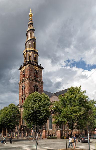chiesa di vor frelsers