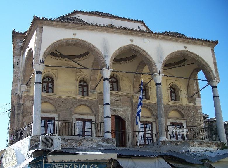 moschea tzisdaraki