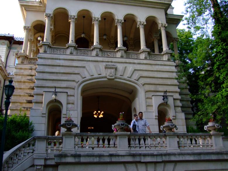 palazzo cotroceni bucarest