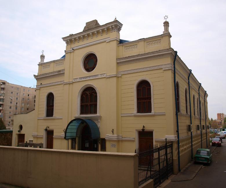 sinagoga bucarest
