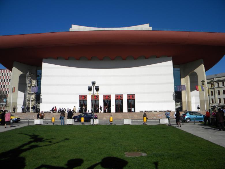 teatro nazionale bucarest