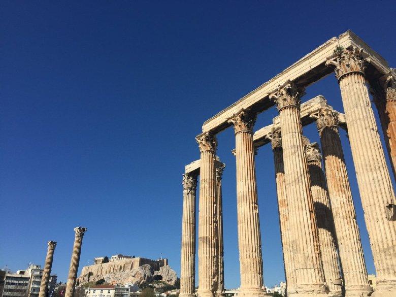 tempio zeus olimpio