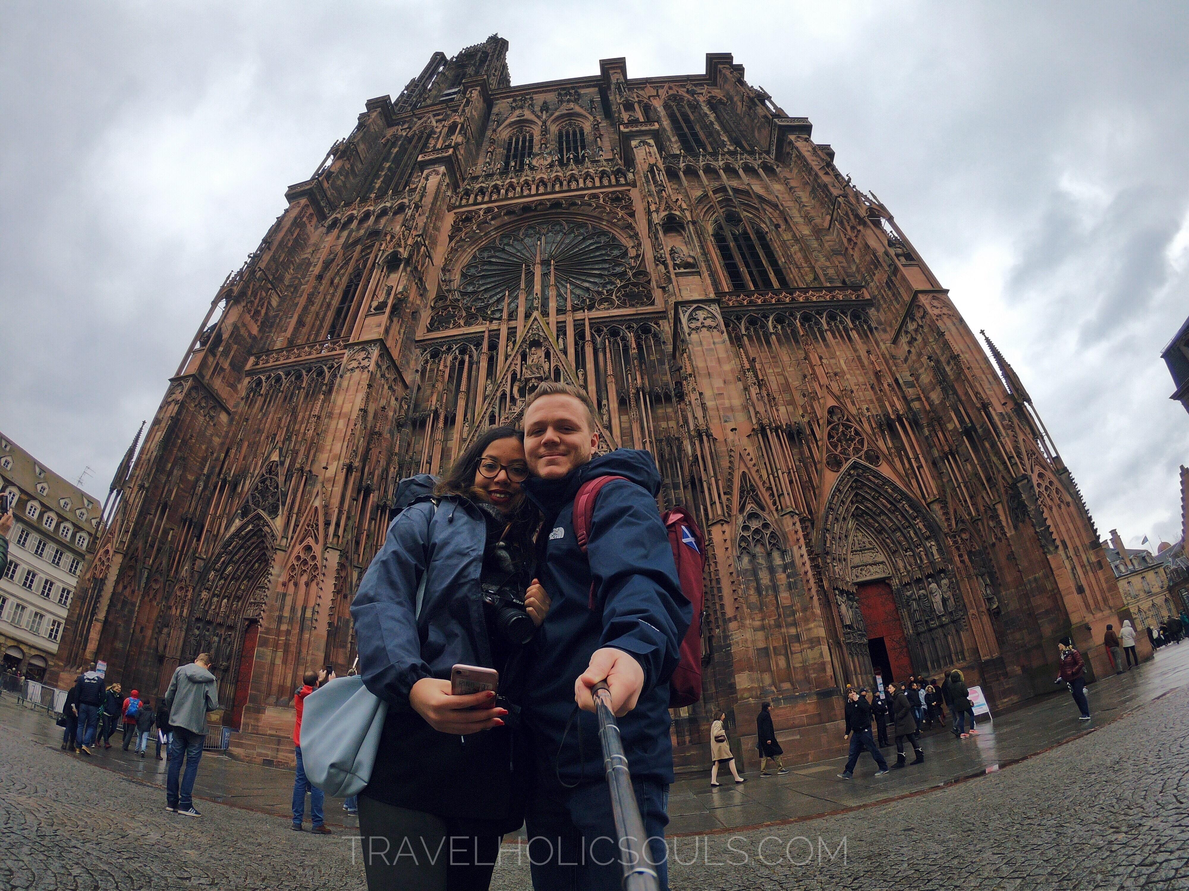 nostre dame di Strasburgo
