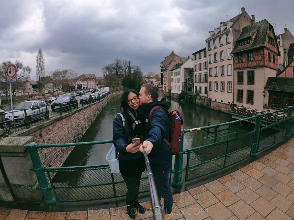 travelholicsouls e i ponti di Strasburgo
