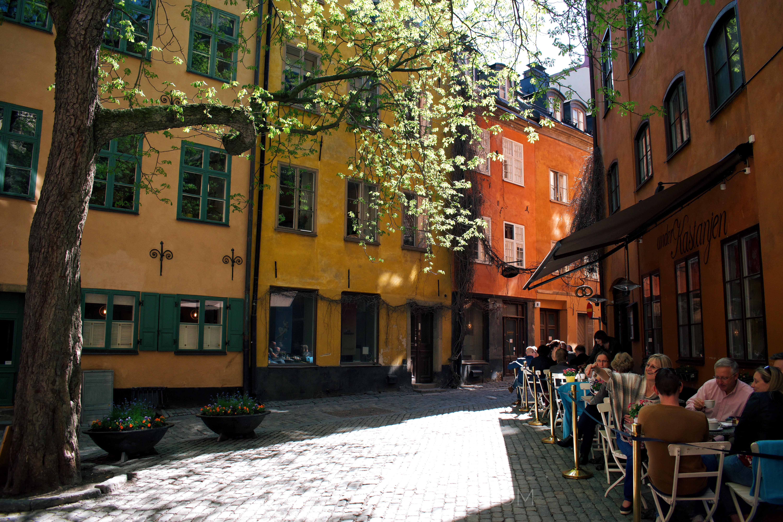 fika stockholm sweden
