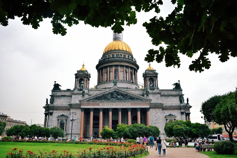 cosa vedere a San Pietroburgo cattedrale sant'Isacco