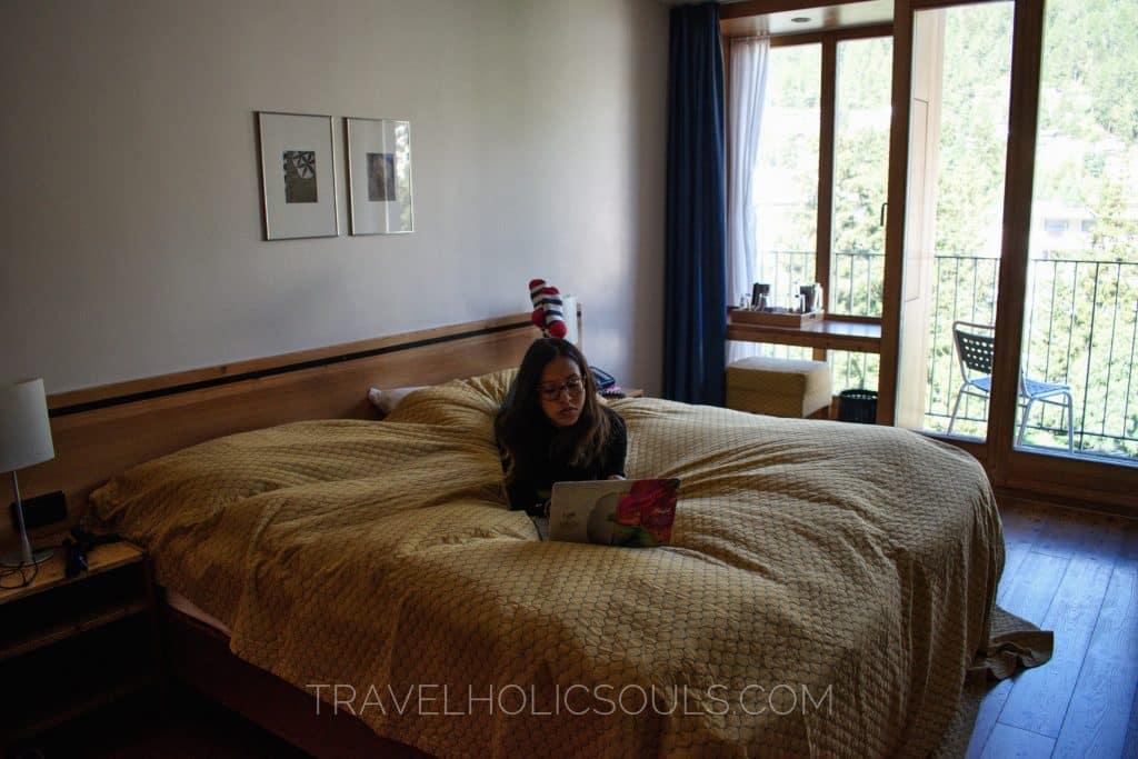 hotel laudinella st. Moritz