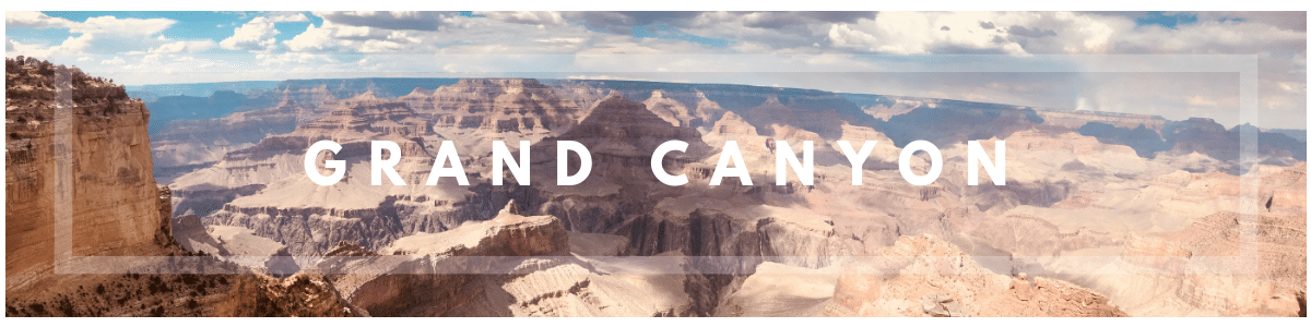 Grand Canyon itinerario