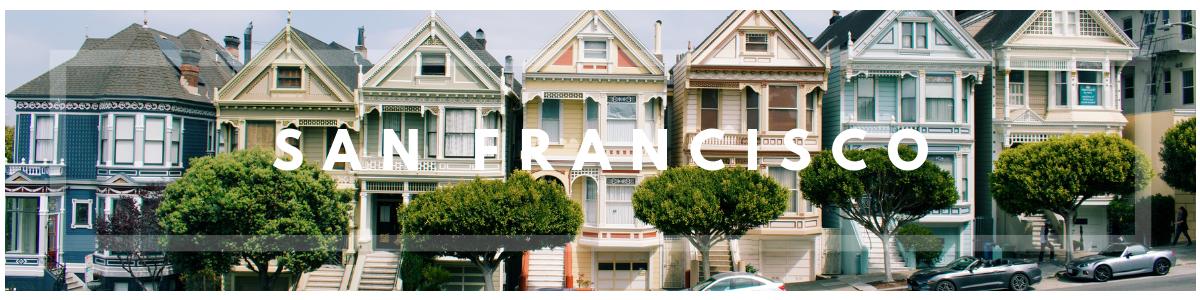 San Francisco itinerario