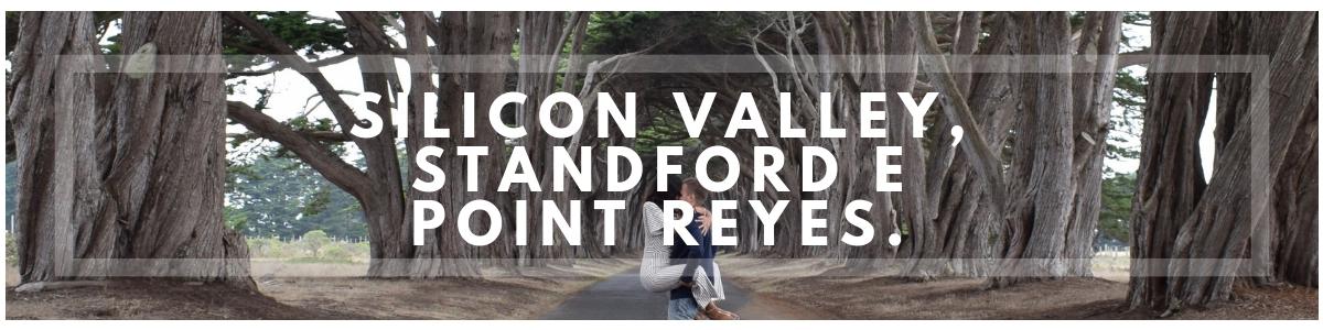 Silicon Valley Standford University e point Reyes Park viaggio in california itinerario