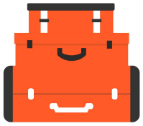 easyjet hold baggage icon
