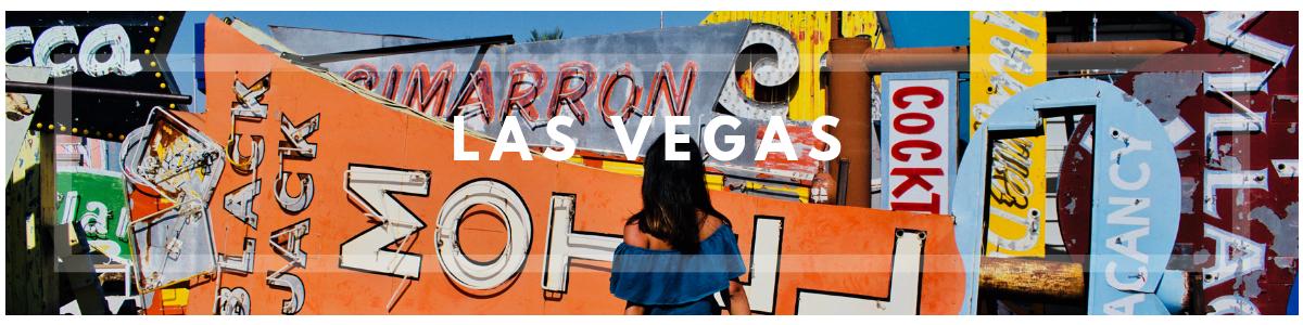 Las Vegas itinerario giorno 1