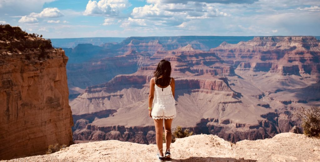 viaggio in california itinerario grand canyon