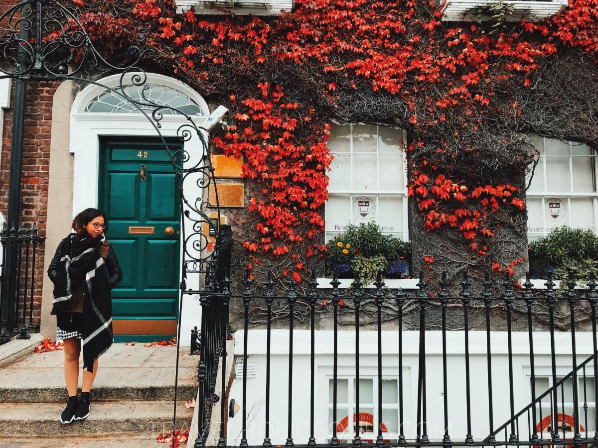 Autunno a Dublino