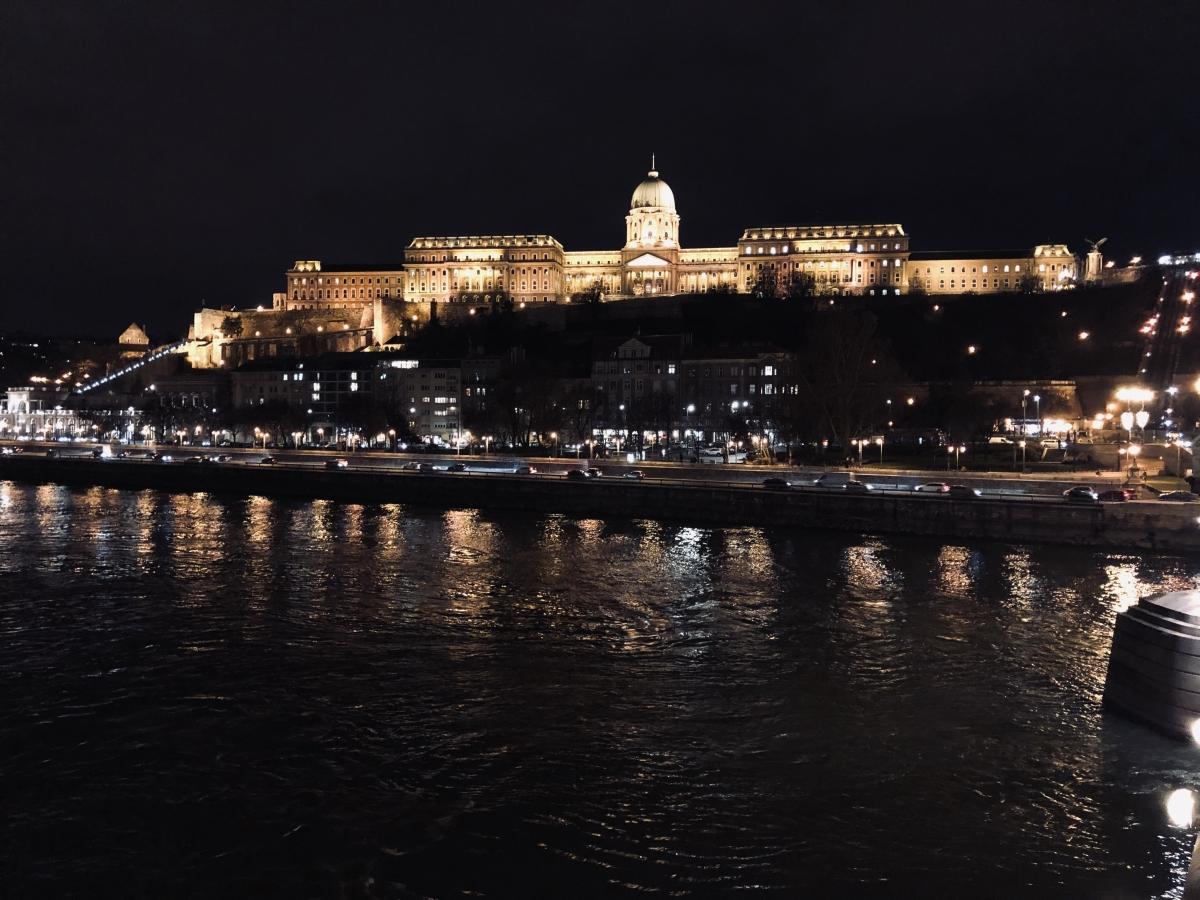 Cosa vedere a Budapest palazzo reale