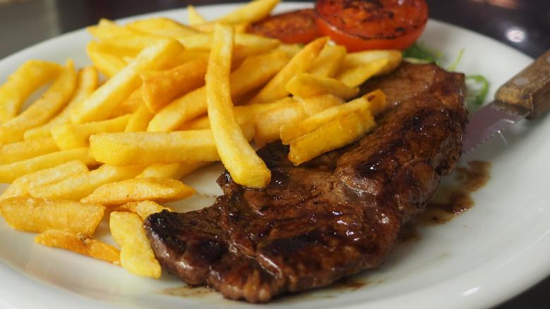 chips steak cosa mangiare amsterdam