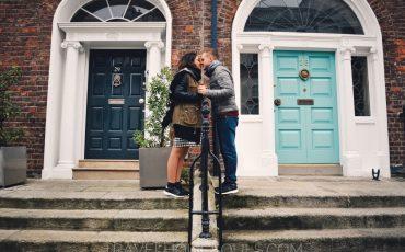 coppia a Dublino, cosa vedere a Merrion Square