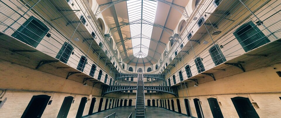cosa vedere a dublino prigione di kilmainham gaol