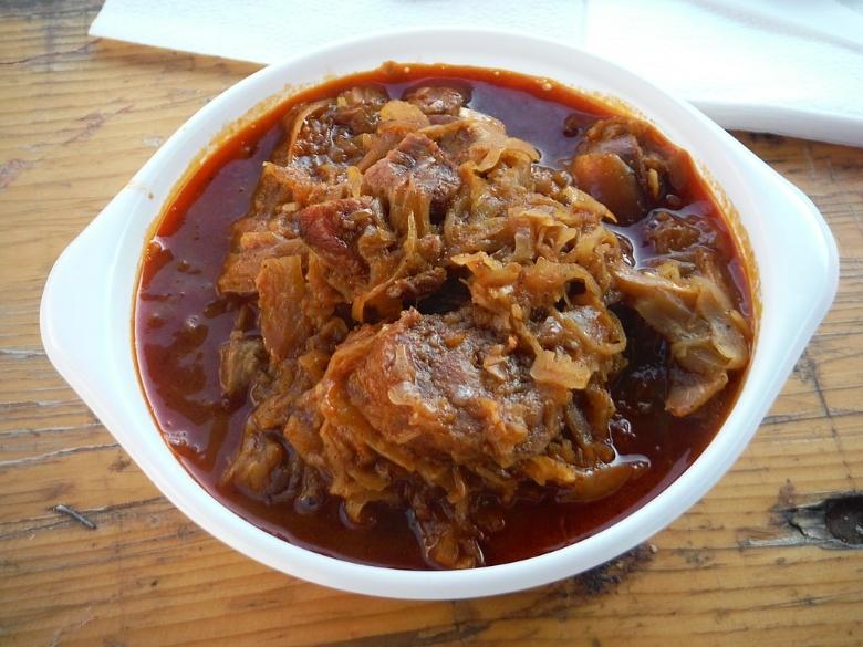 goulash cosa mangiare a budapest