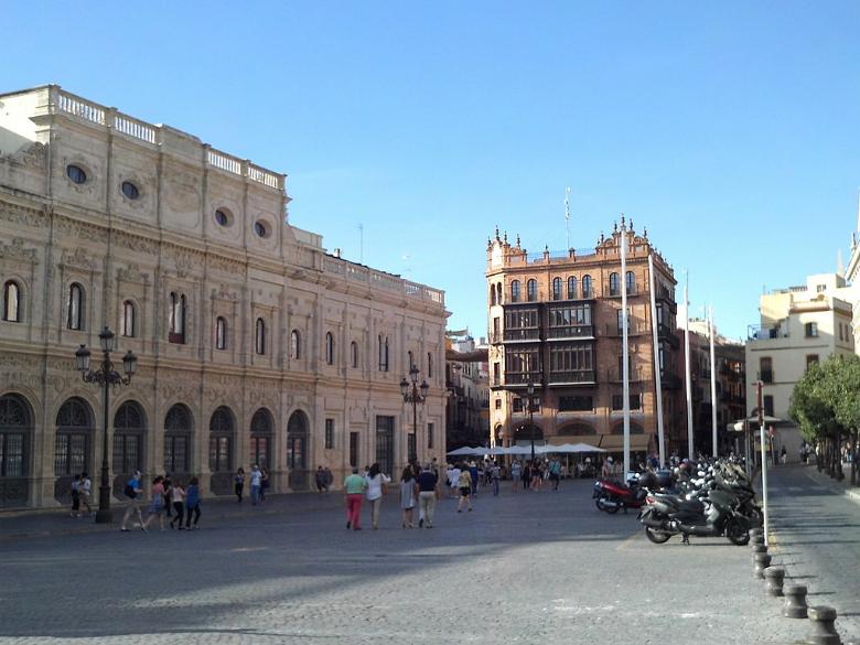 plaza san francisco