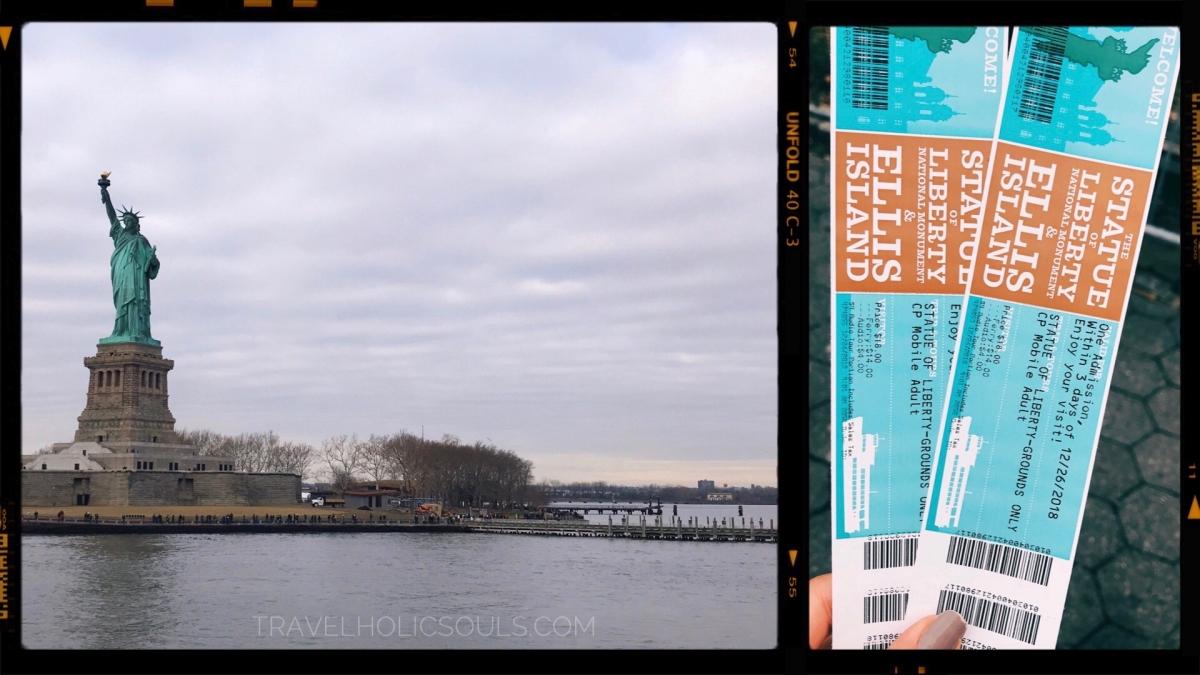 Cosa vedere a New York City: la statua della Libertà