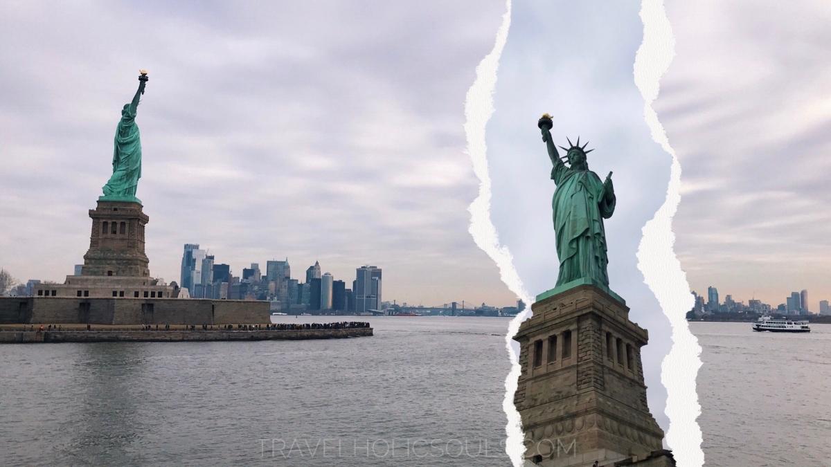 Cosa vedere a New York: la statua della libertà