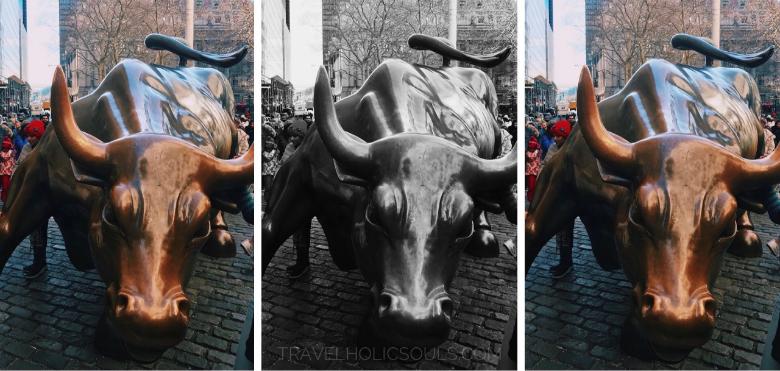 Cosa fare a New York: edere il toro di Wall Street