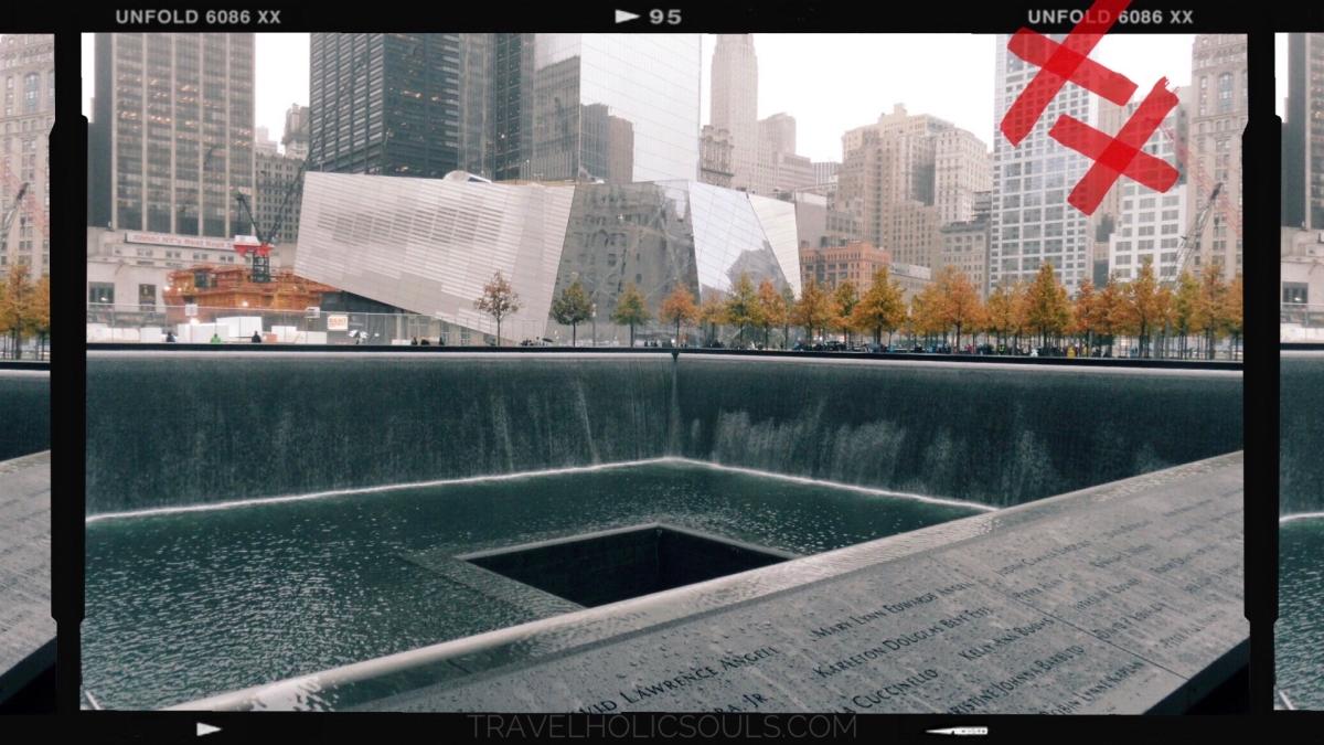 Cosa vedere a New York: 9/11 memorial