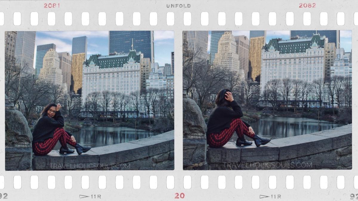 cosa vedere a New York: Central park d'inverno