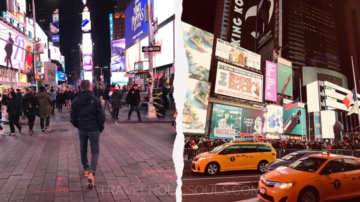 Cosa vedere a New York City: Times Square