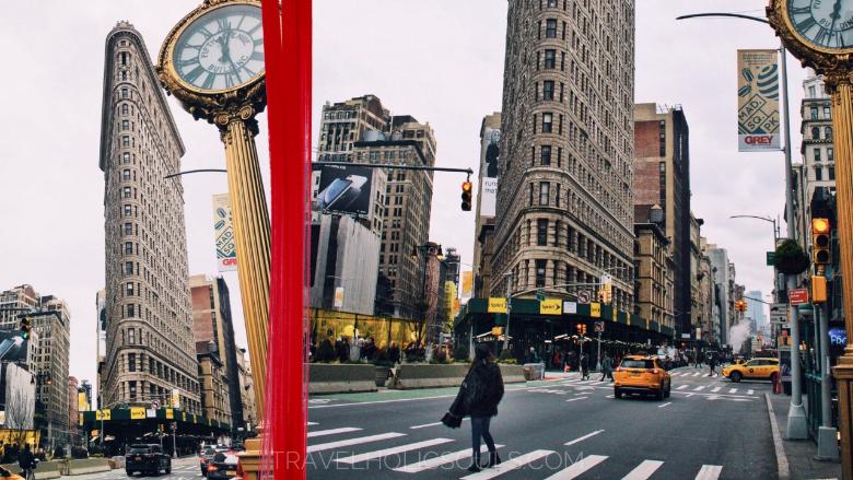 Cosa vedere a New York, flatiron Building