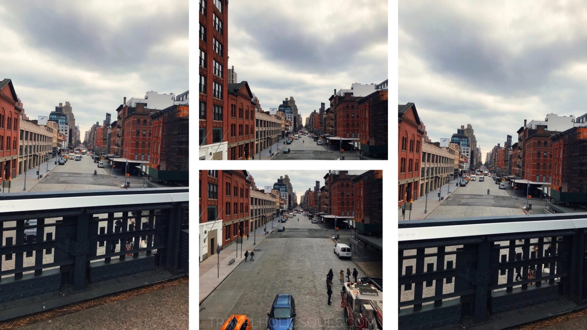 cosa vedere a New York: High line