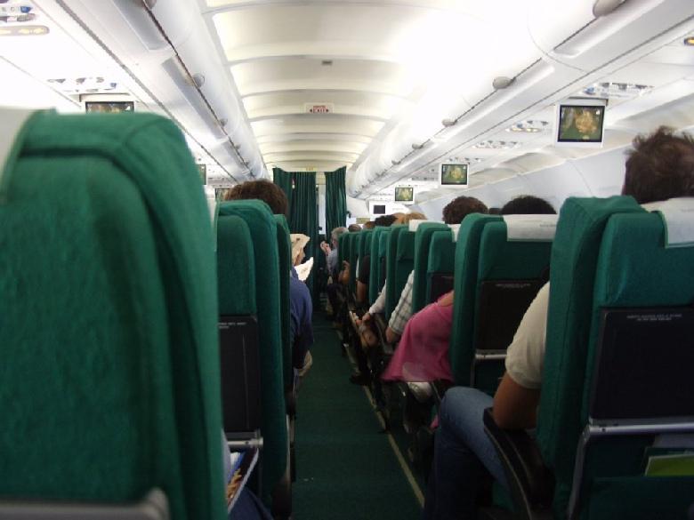 alitalia cabina passeggeri