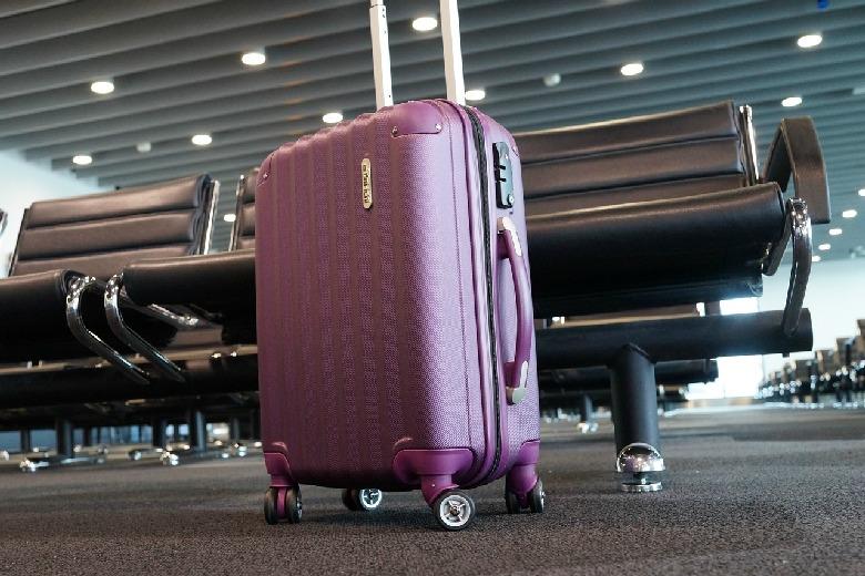 bagaglio in aeroporto