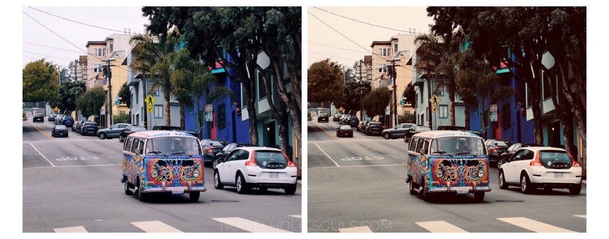 come muoversi a San Francisco: città hippie