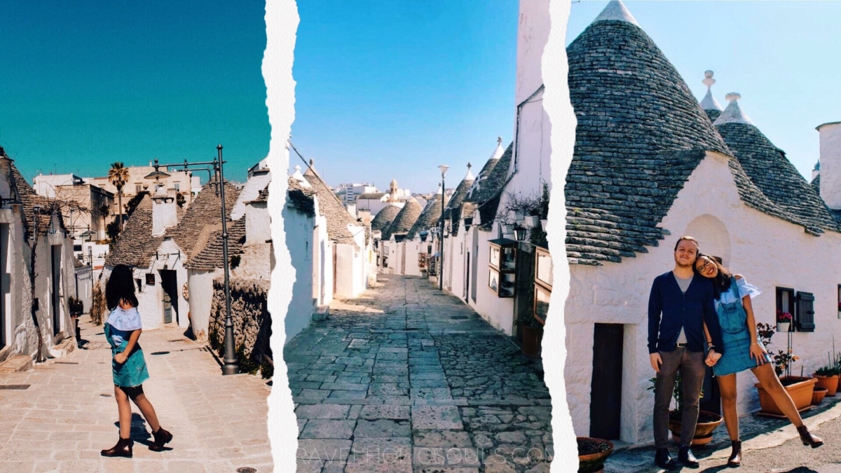 Cosa vedere vicino Matera: Alberobello